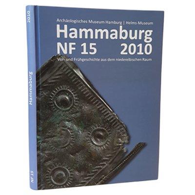 Pubklikation Hammaburg N5 16 aus dem Jahr 2010 Vor- und Frühgeschichte aus dem niederelbischen Raum Herausgegeben vom Archäologischen Museum Hamburg AMH