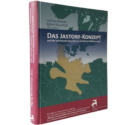 Publikation Katalog Buch Jastorf-Katalog | Archäologisches Museum Hamburg