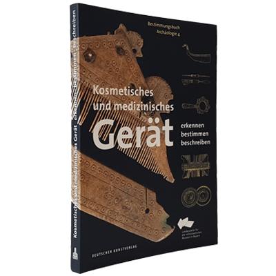 Bestimmungsbuch Archäologie Katalog Publikation Archäologisches Museum Hamburg
