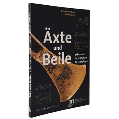 Bestimmungsbuch Archäologie Äxte und Beile | Webshop Archäologisches Museum Hamburg