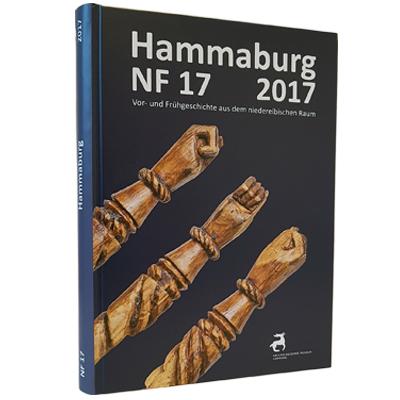 Publikation Hammaburg NF 2017 Vor- und Frühgeschichte aus dem niederelbischen Raum | Archäologische Museum Hamburg