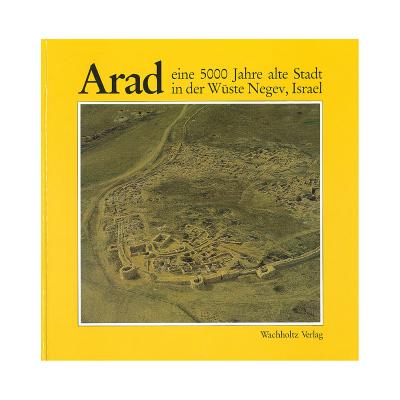 """Buch Publikation """"Arad"""""""