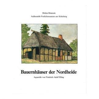 """Buch Publikation """"Bauernhäuser der Nordheide"""""""