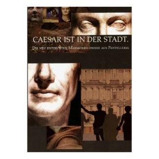 """Buch Publikation """"Caesar ist in der Stadt"""""""