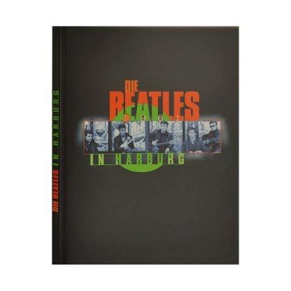 """Buch Publikation """"Die Beatles in Harburg"""""""