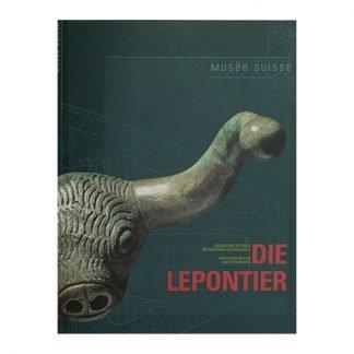 """Buch Publikation """"Die Lepontier"""""""