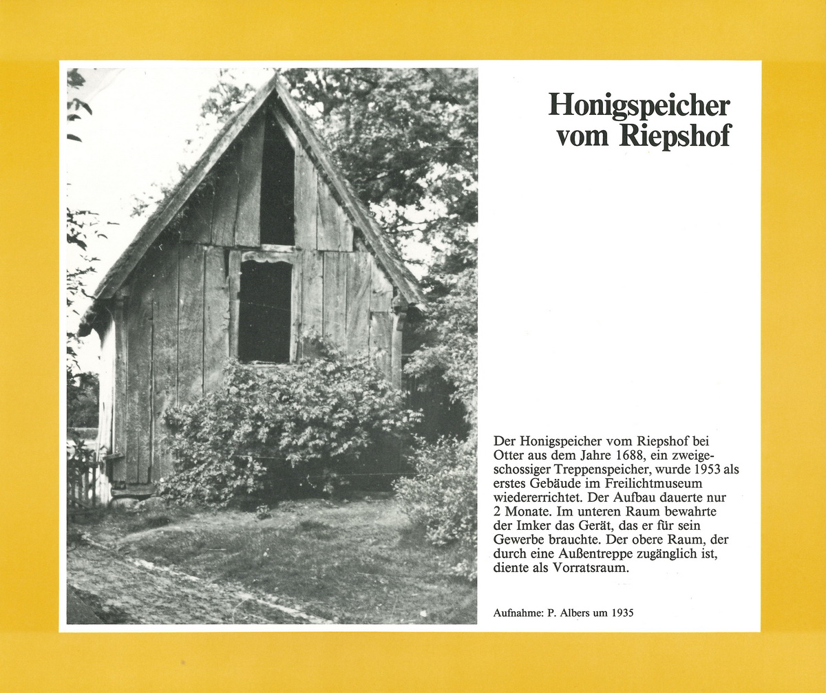 Kiekeberg_Honigspeicher