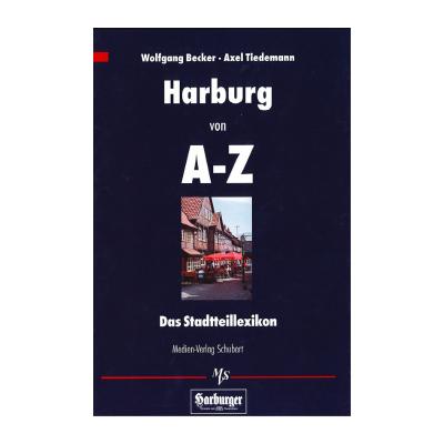 """Buch Publikation """"Harburg von A-Z"""""""