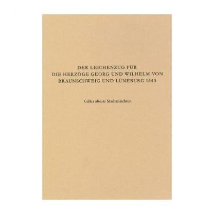 """Buch Publikation """"Der Leichenzug für die Herzöge"""""""