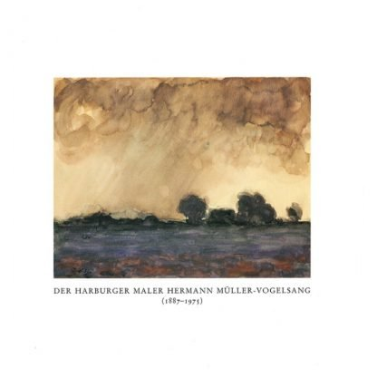 """Buch Publikation """"Der Hamburger Maler Hermann Müller-Vogelsang"""""""