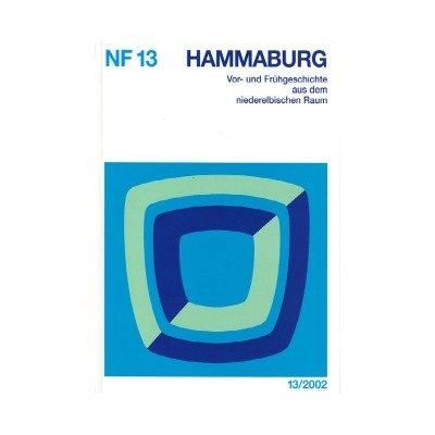"""Buch Publikation """"Hammaburg NF 13"""""""