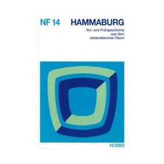 """Buch Publikation """"Hammaburg NF 14"""""""