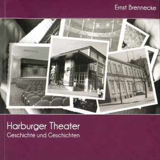 "Buch Publikation ""Harburger Theater"""