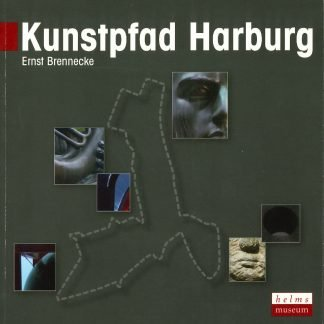 "Buch Publikation ""Kunstpfad Harburg"""