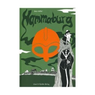 Cover_Hammaburg Graphic Novel