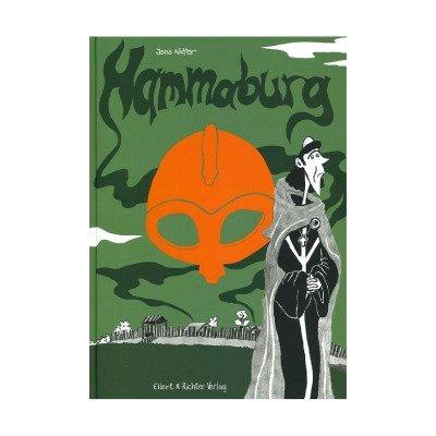 Cover_Hammaburg Graphic Novel