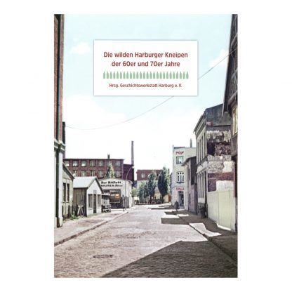 Cover Harburger Kneipen